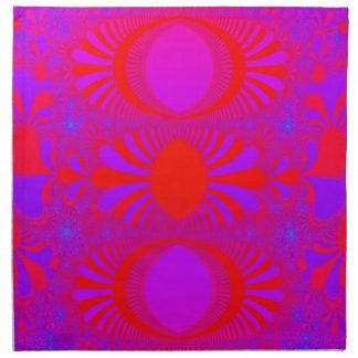 Purple Haze Printed Napkins