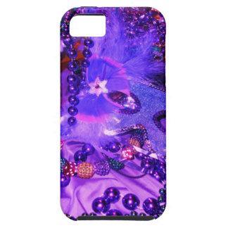 Purple Haze Tough iPhone 5 Case