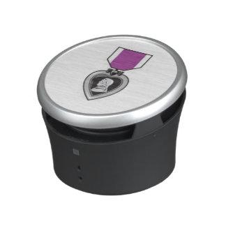 purple heart Bumpster Speaker Speaker