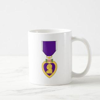 Purple Heart Medal Coffee Mug