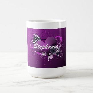 purple heart mug