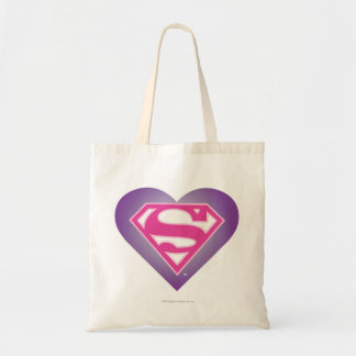 Purple Heart S-Shield Tote Bags
