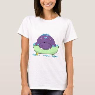 Purple_Hippo_Bath.png T-Shirt