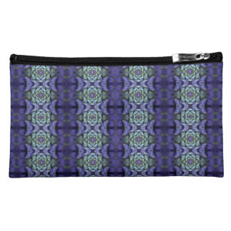 Purple Holly Makeup Bags
