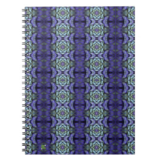 Purple Holly Notebook