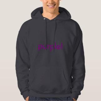 Purple Hoodie 2