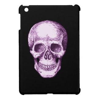 Purple Human Skull Case For The iPad Mini