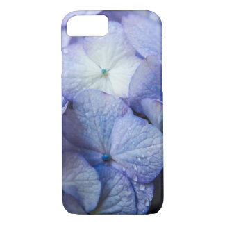 Purple Hydrangea Flower Photo iPhone 8/7 Case