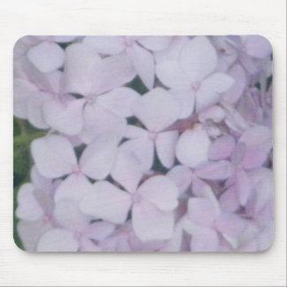 Purple Hydrangea Mousepad
