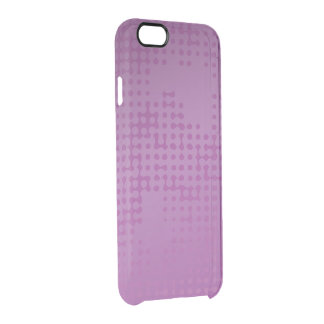 Purple iPhone 6/6s Clearly™ Deflector Case