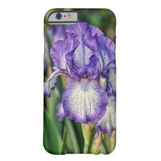 Purple Iris Barely There iPhone 6 Case