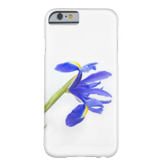 Purple Iris Flower Barely There iPhone 6 Case