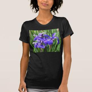 Purple Irises Shirt