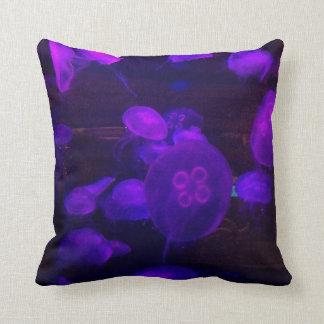 Purple Jellies Cushion
