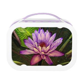 Purple Jewel Yubo Lunchbox