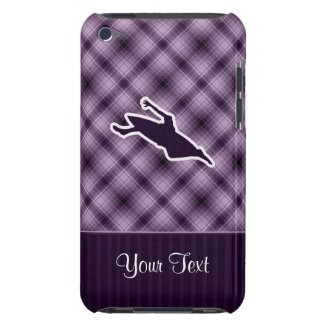 Purple Kayaking Barely There iPod Case