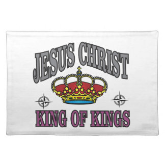 purple king of kings placemat