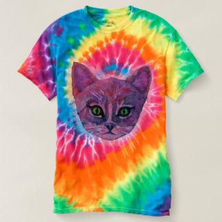 Purple Kitten T-Shirt