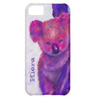 purple koala iphone case iPhone 5C case