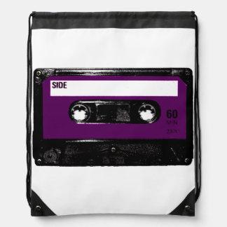Purple Label Cassette Backpacks