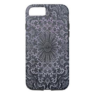 (purple lace) iPhone 8/7 case