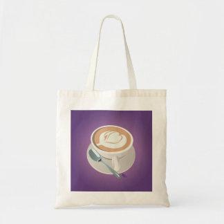 Purple Latte Bag