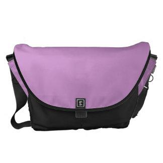 Purple Lavender Courier Bags