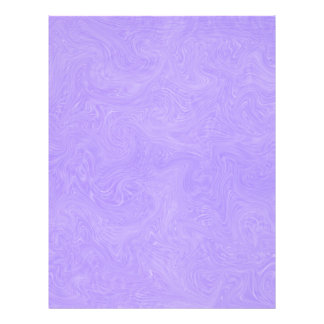 Purple Lavender Tonal Abstract Swirled Background Full Color Flyer