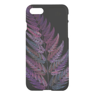 Purple Leaf iPhone 7 Case