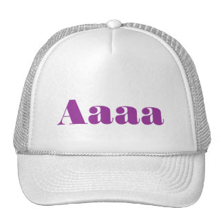 Purple Letter or Text on T shirts and Products Cap