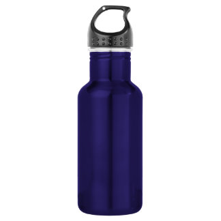 Purple Liberty Aluminium Template 532 Ml Water Bottle