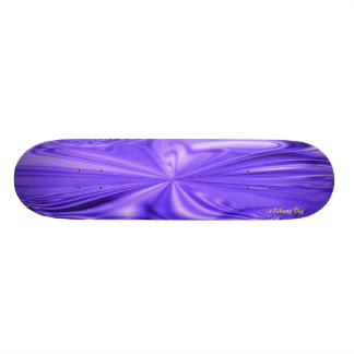 PURPLE LIBERTY DOG PRO SKATEBOARD