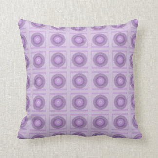 Purple & Lilac Cushion