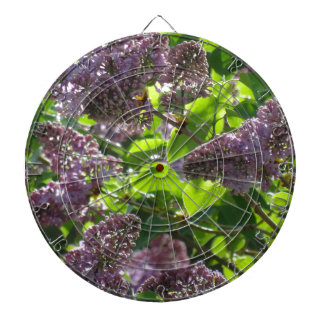 Purple Lilac Dartboards