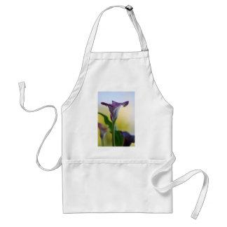 Purple Lily Aprons