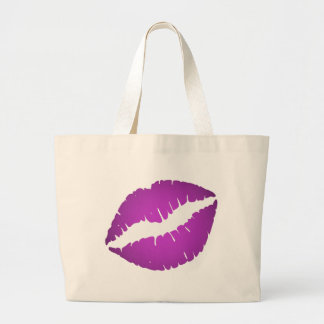 Purple Lipstick Bag