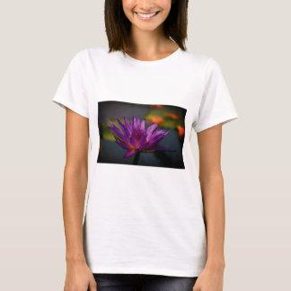 Purple Lotus Waterlily T-Shirt