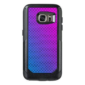 Purple Louis Vuitton style Samsung Cases