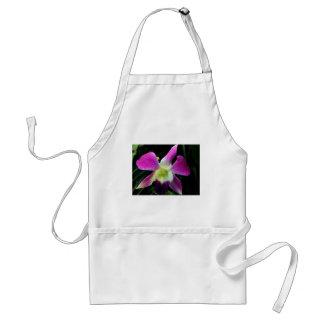 Purple Macro Flower Aprons