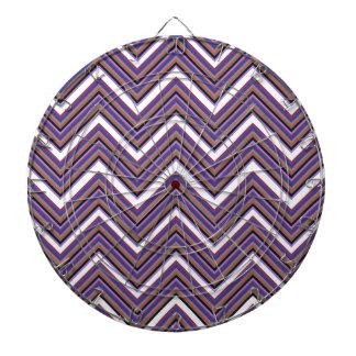 Purple Majesty Dartboard