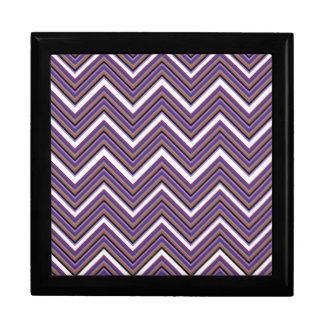 Purple Majesty Large Square Gift Box