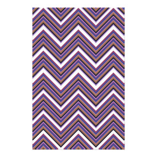 Purple Majesty Stationery