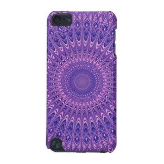 Purple mandala iPod touch 5G cover