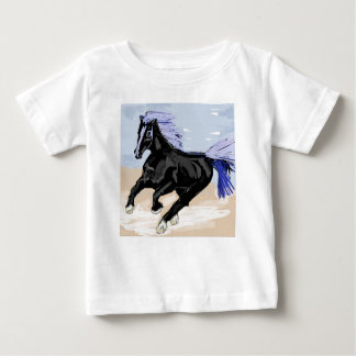 Purple Mane Baby T-Shirt