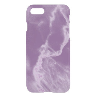 Purple Marble iPhone 7 Case