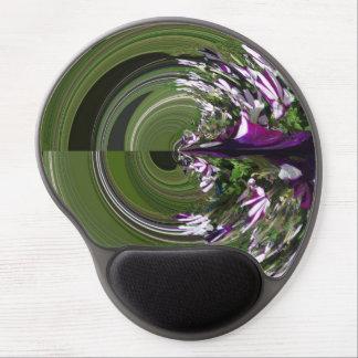 Purple Maze Gel Mouse Pad