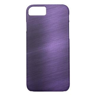Purple Metal iPhone 8/7 Case