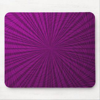 Purple Metallic Illusion Mouse Pad