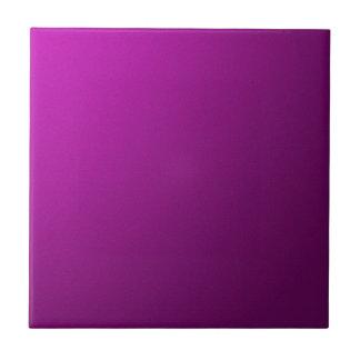 Purple Metallic Small Square Tile