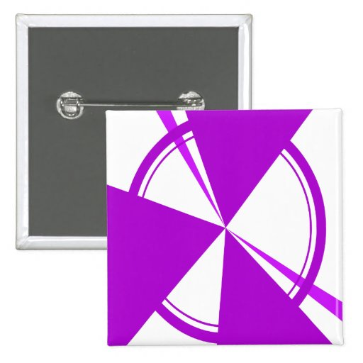 purple mod abstract pinback buttons
